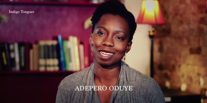 Adepero Oduye Indigo Tongues