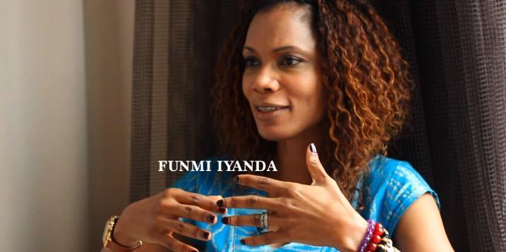 Funmi Iyanda indigo tongues