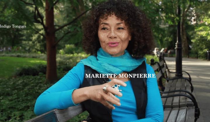 Mariette Monpierre indigo tongues