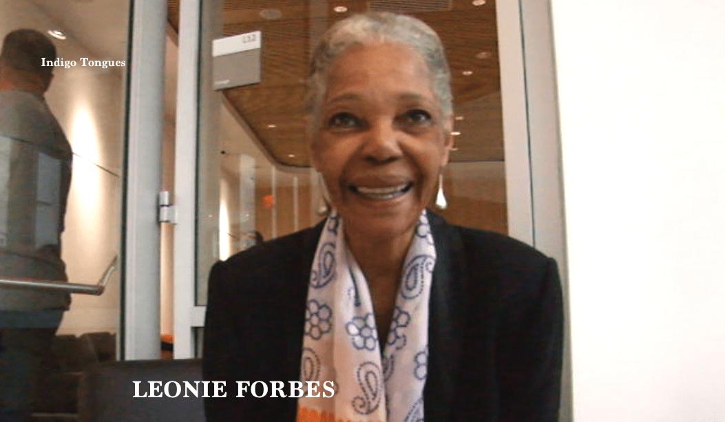 leonie Forbes indigo tongues