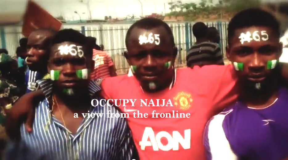 occupy naija