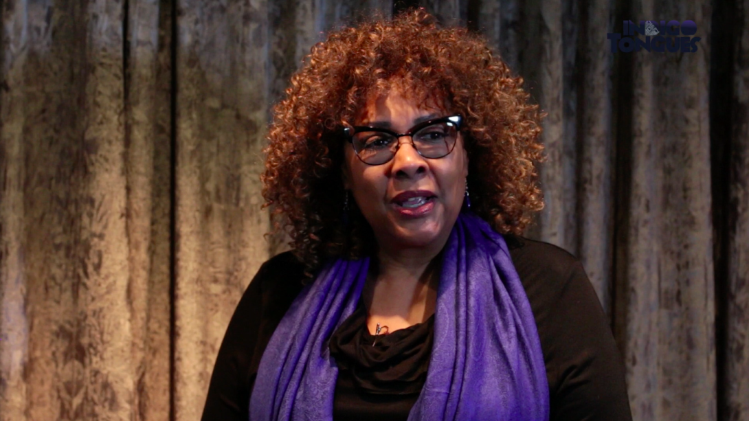Julie Dash on Indigo Tongues