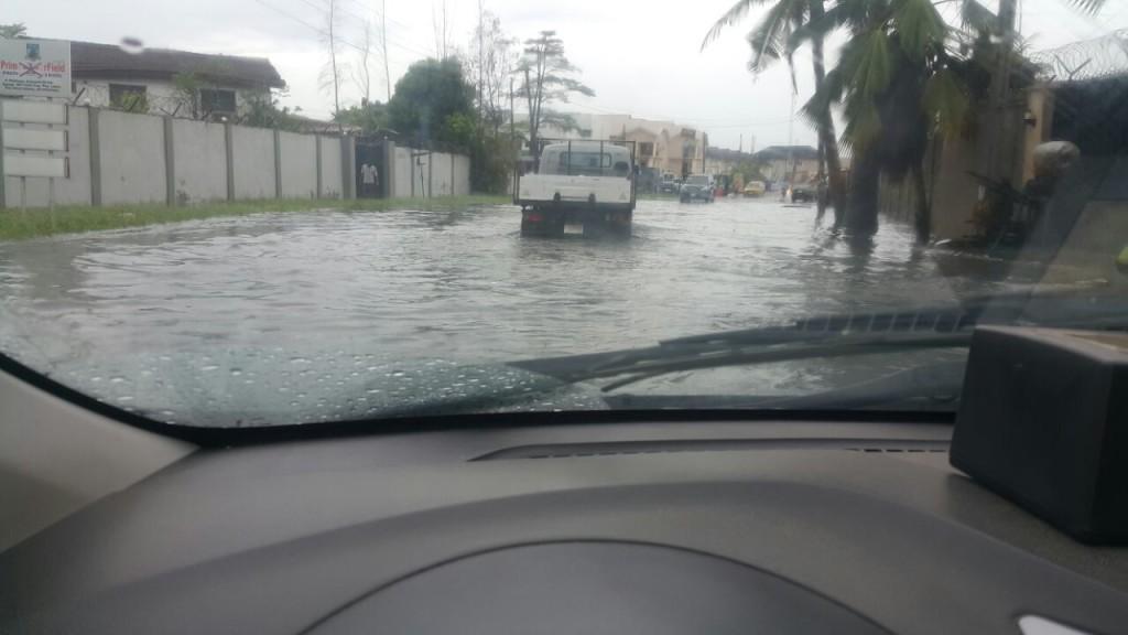 Lagos Island Rain