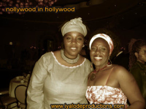 Moji and joke nollywood in hollywood