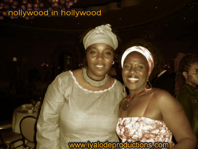 Moji and joke nollywood in hollywood
